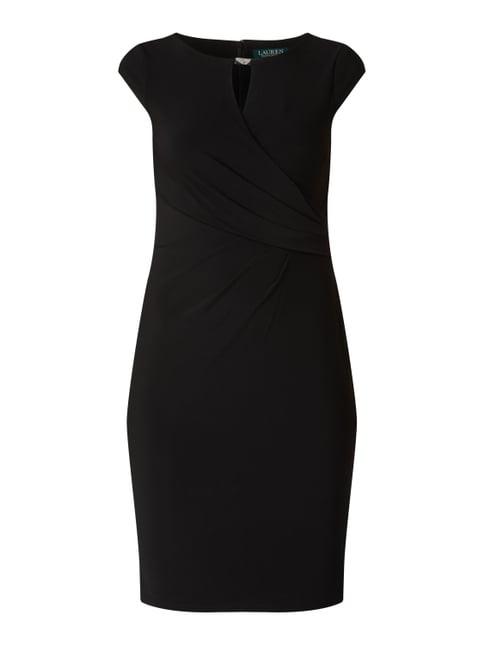 Schwarzes Kleid Zur Beerdigung Damen Mode Für