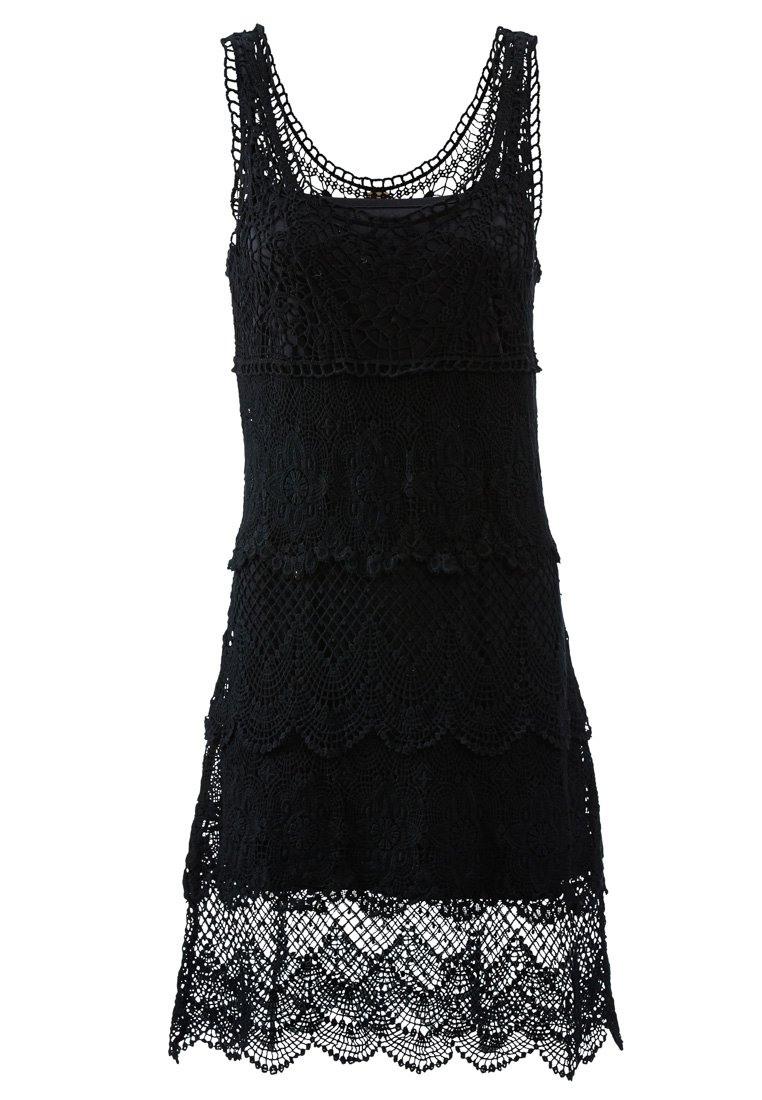 Schwarzes Sommerkleid  Angebote Auf Waterige
