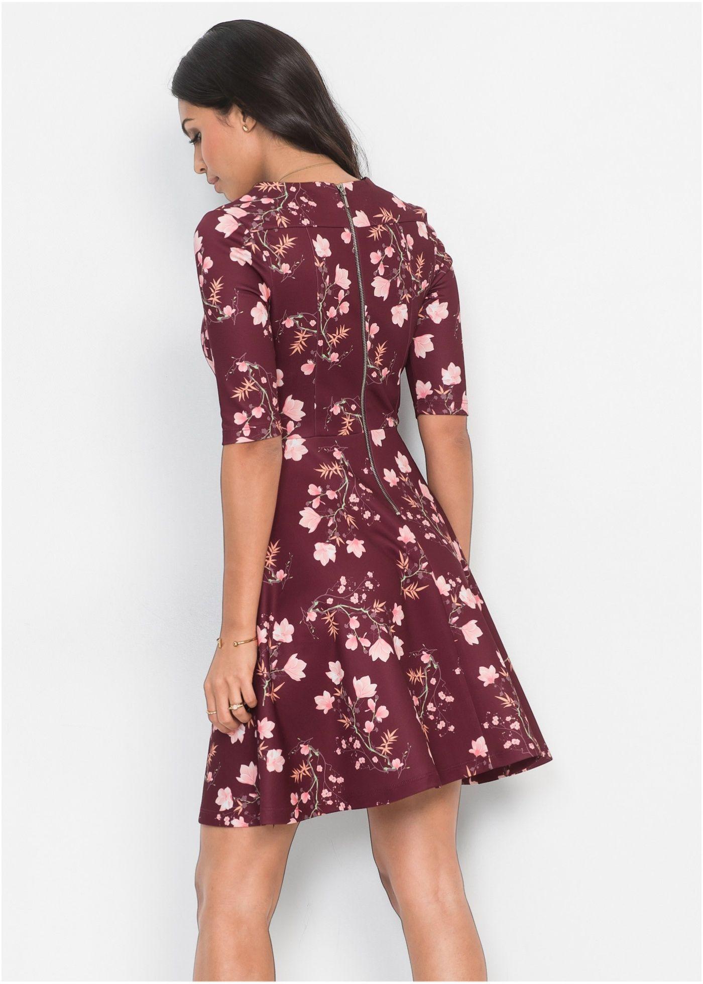 Scubakleid  Kleider Kleid Mit Ärmel Und Kleid Arbeit
