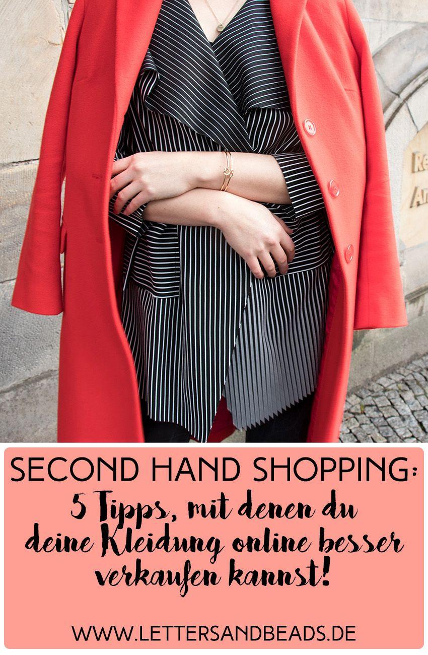 Second Hand Shopping So Kannst Du Online Besser Verkaufen
