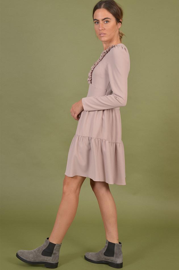 Seechloé Kleid Mit Spitze In Rosé  Gruenerat