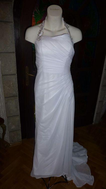 Sehr Schöne Hochzeitskleid Gr 36 Kaufen Auf Ricardo