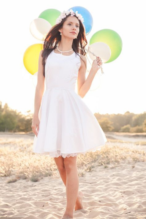 Selbstgenähtes Brautkleid  Schnittmuster Abendkleid