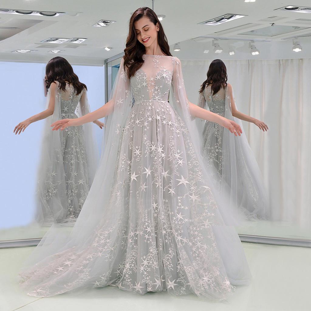 Sexy Kleid Frauen Aus Der Schulter Lange Cocktail Prom