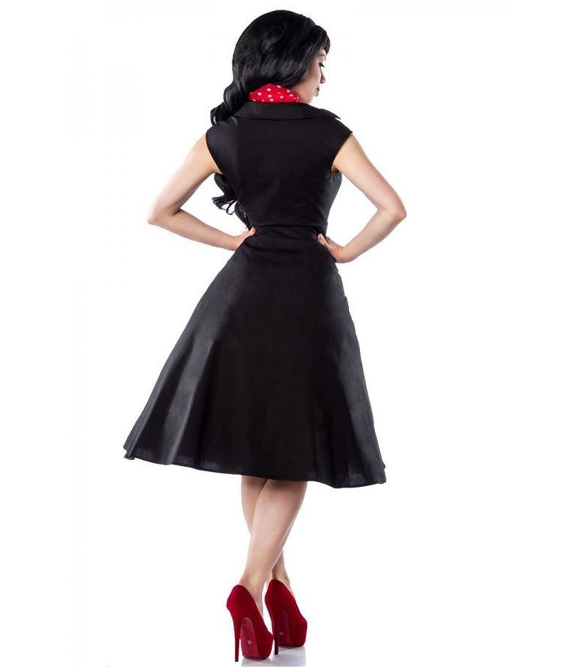 Sexy Rockabillykleid  Kleider  Dresses 12323