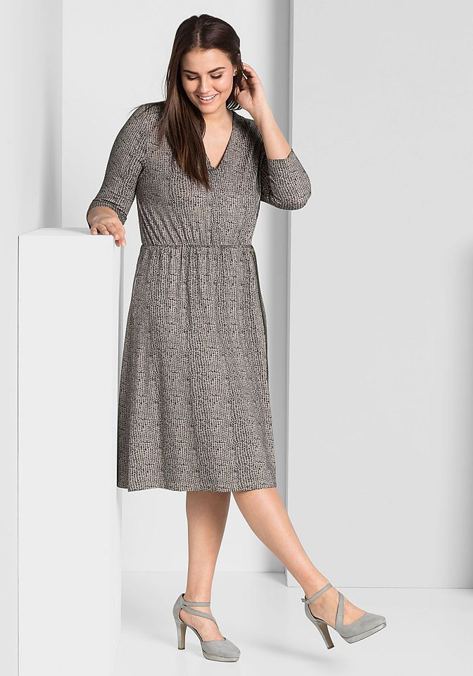 Sheego Style Jerseykleid Jetzt Bestellen Unter Https