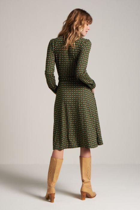Sheeva Dress Calypso  Hemdblusenkleid Kleider Lange Ärmel