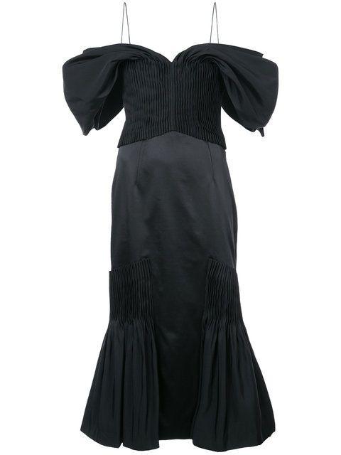 Shoppen Jonathan Simkhai Fitted Spaghetti Strap Dress