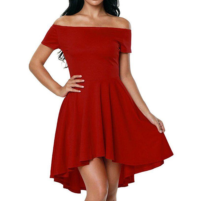 Shoppen Sie Yaodgfa Damen Kleider Abendkleider Festliche