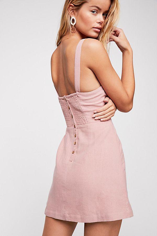 Short N' Sweet Solid Mini Dress  Dresses Promotion