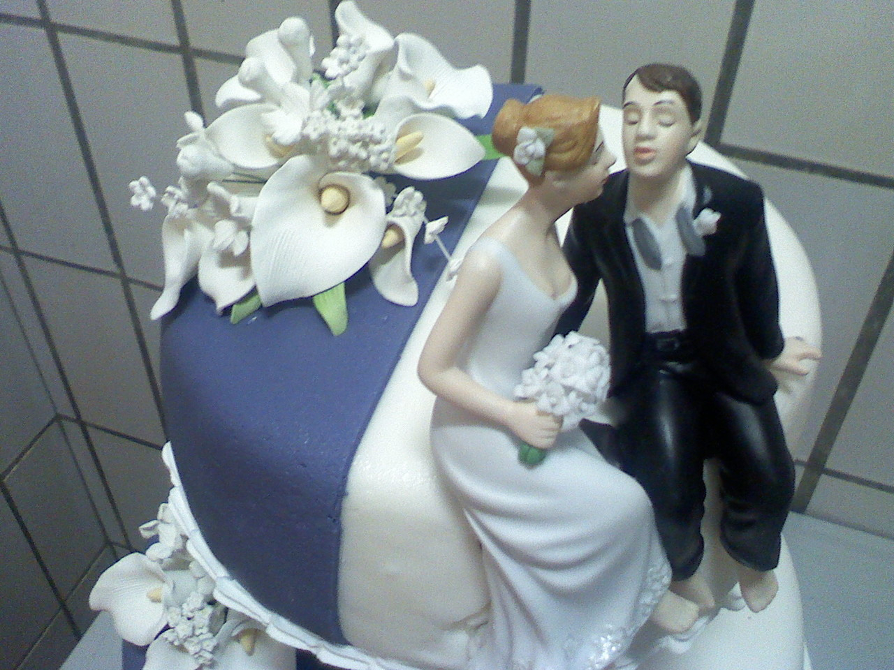 Silber Hochzeit  Peter Jung's Tortenwelt