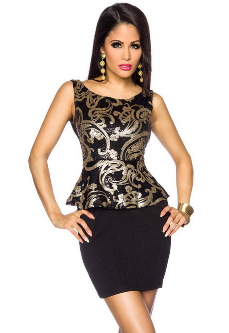 Silvester Party Kleid
