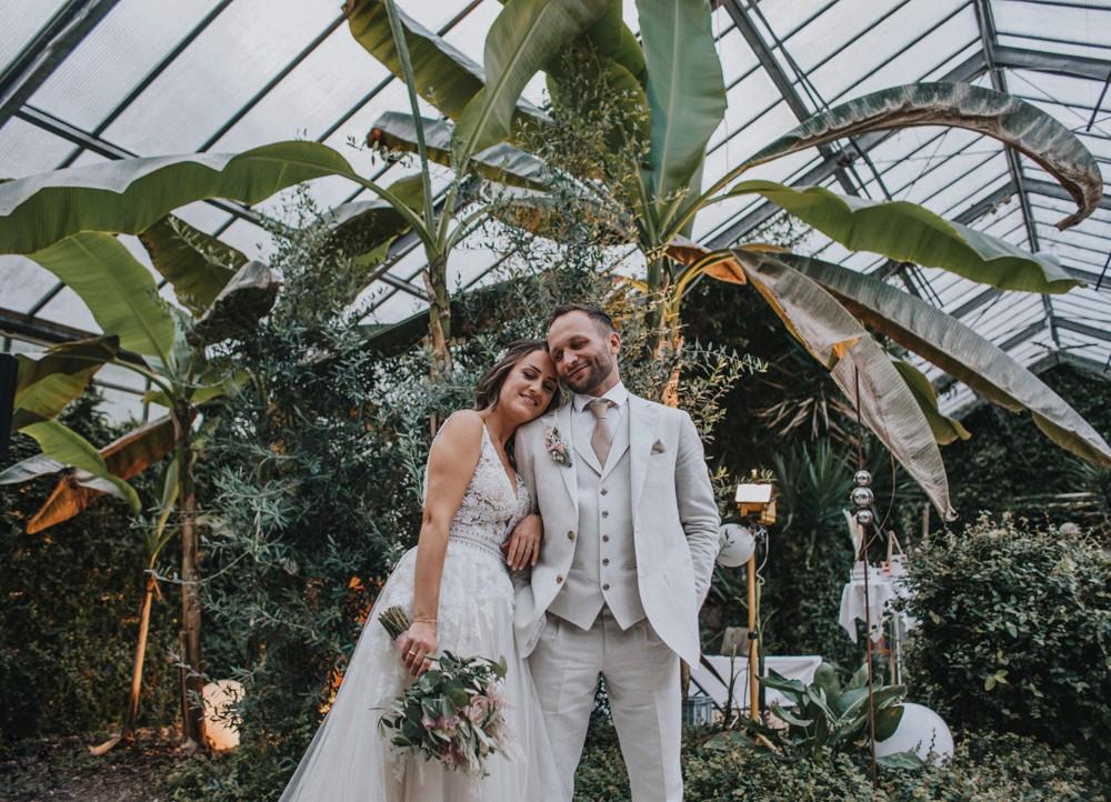 Simone  Alex  Hochzeit Im Vogelhaus Bad Abbach Bei