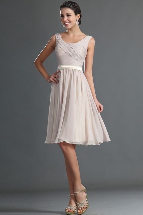 Simple Cocktail Dress Party Dress 04124914  Party