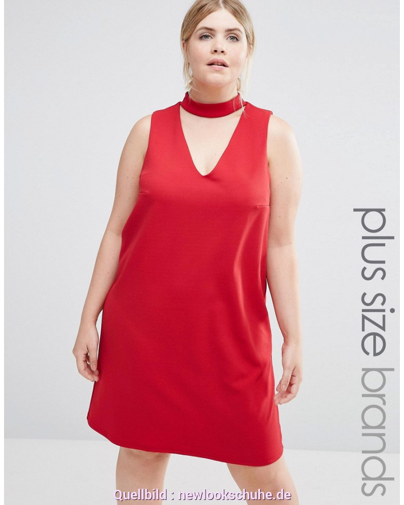 Sinnvoll Etuikleider Rot Damen New Look Etuikleid Mit
