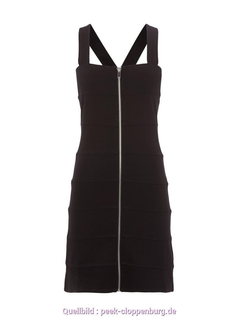 Sinnvoll Schwarzes Kleid Mit Durchgehendem Reißverschluss