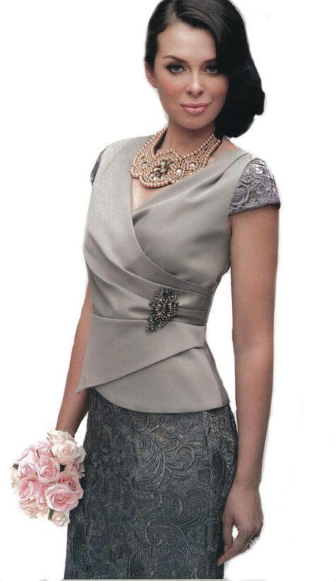 Skirt Suit 50  Modestil Kleider Aussergewöhnliche Kleider