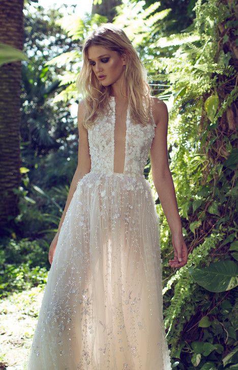 Skyler Wedding Dresslimor Rosen Mit Bildern  Schöne