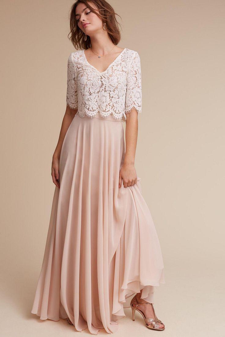 Slide View 3 Hampton Skirt  Trauzeugin Kleid Kleider