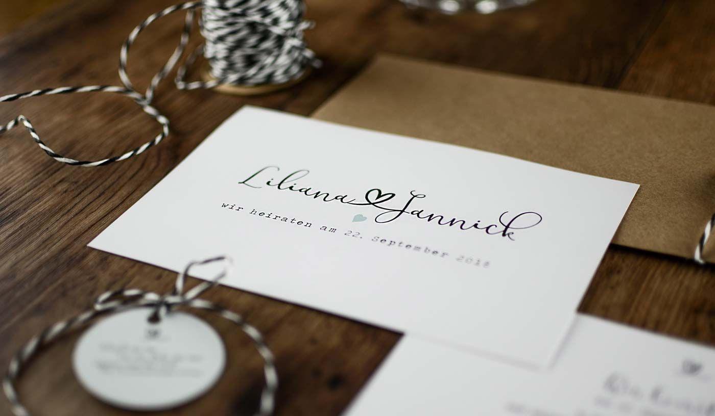 So Gestaltet Ihr Eure Einladung Zum Standesamt  Hochzeit