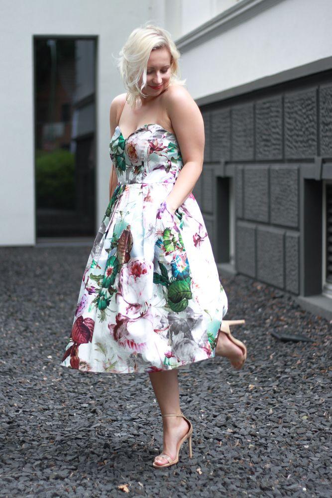 So Stylst Du Dich Als Hochzeitsgast  Kleid Hochzeit Gast