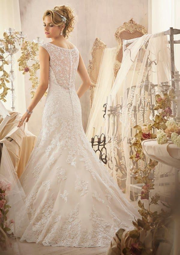 So Sweet  Brautkleider Online Kleid Hochzeit Spitzen