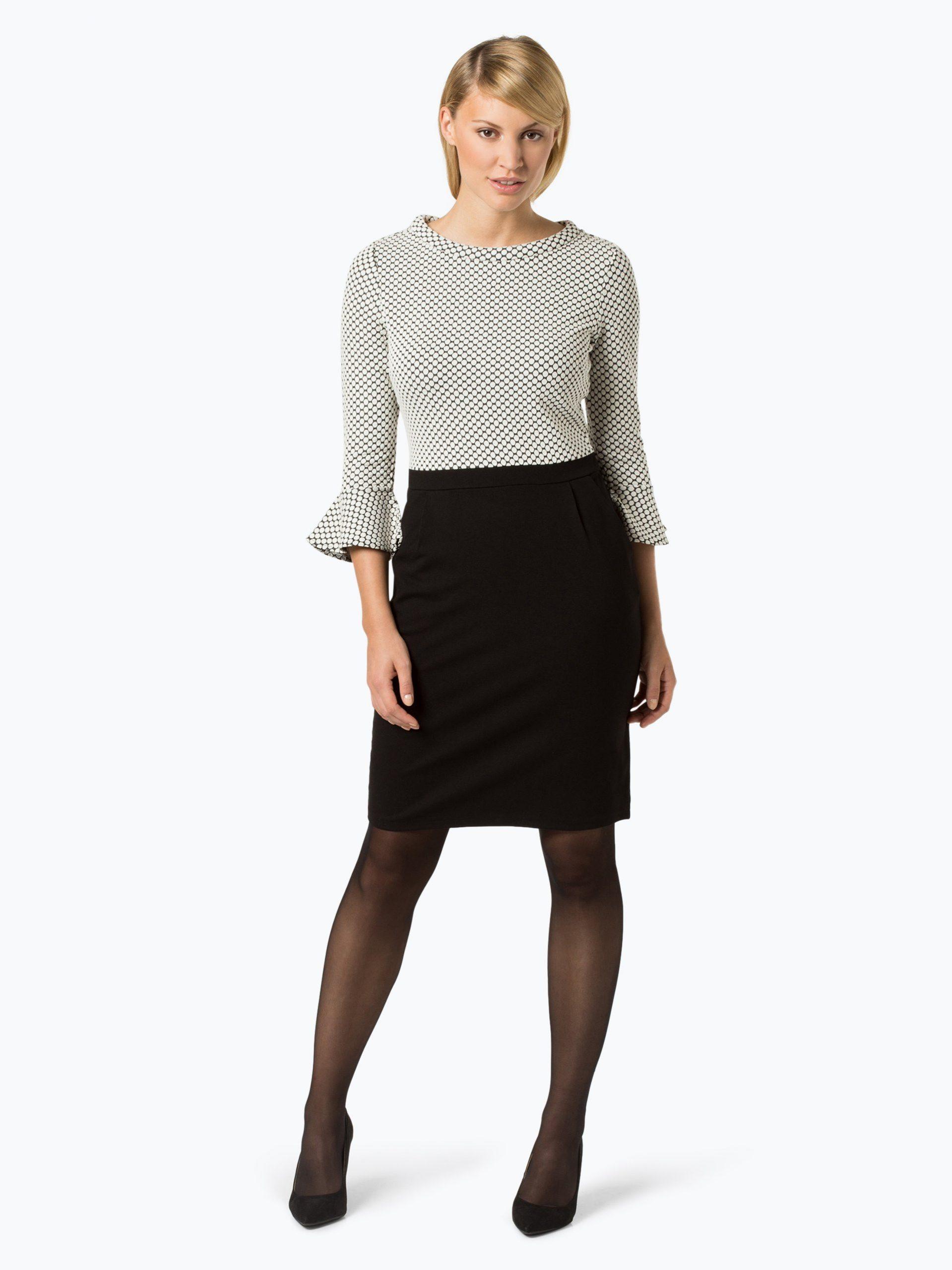 Soliver Black Label Damen Kleid Online Kaufen  Vangraaf
