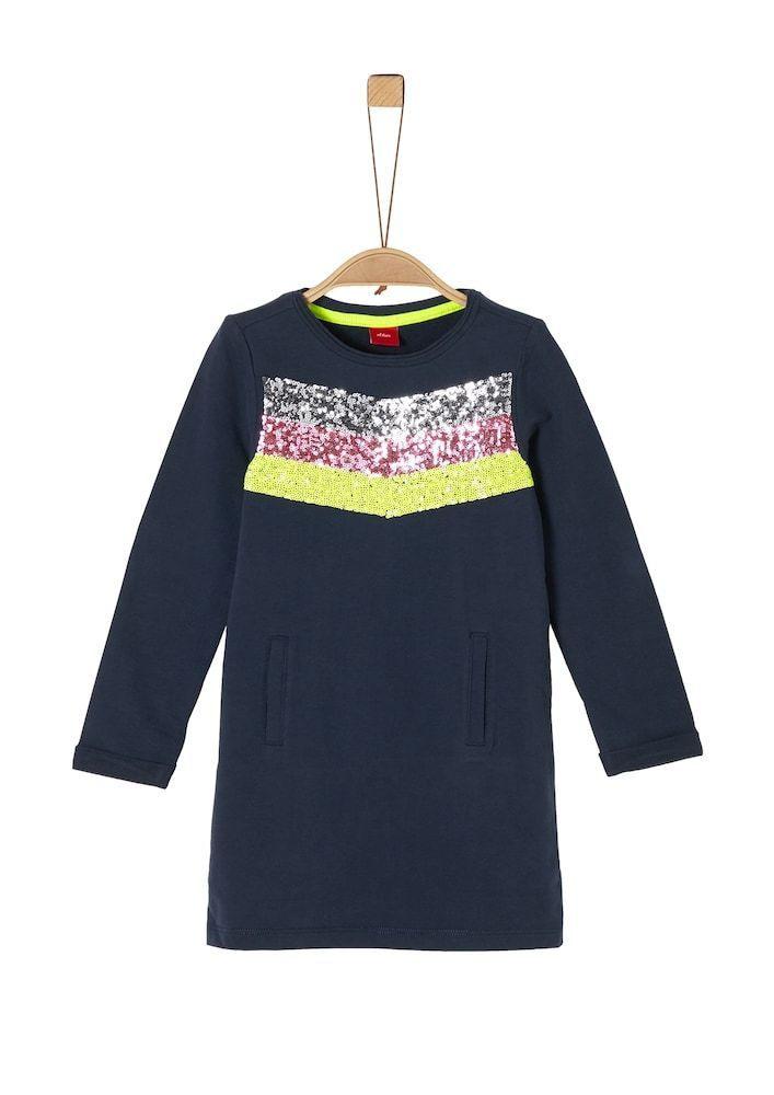 Soliver Kleid Mädchen Blau Größe 140  Products