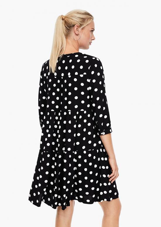 Soliver Kleider  Damen Leichtes Stufenkleid • Andreas Lutsch