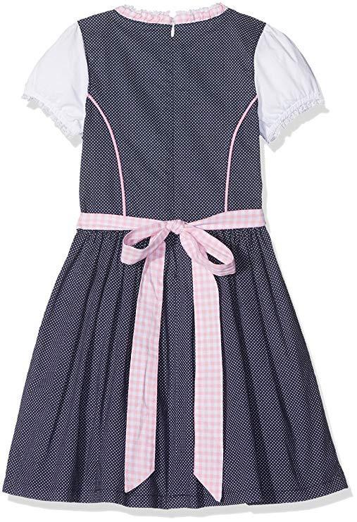 Soliver Mädchen Kleid Kurz  Dirndls Test 2020