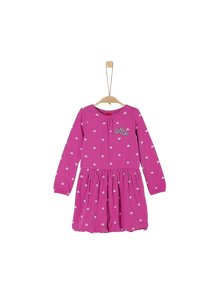 Soliver Mädchen Kleid Pink  92