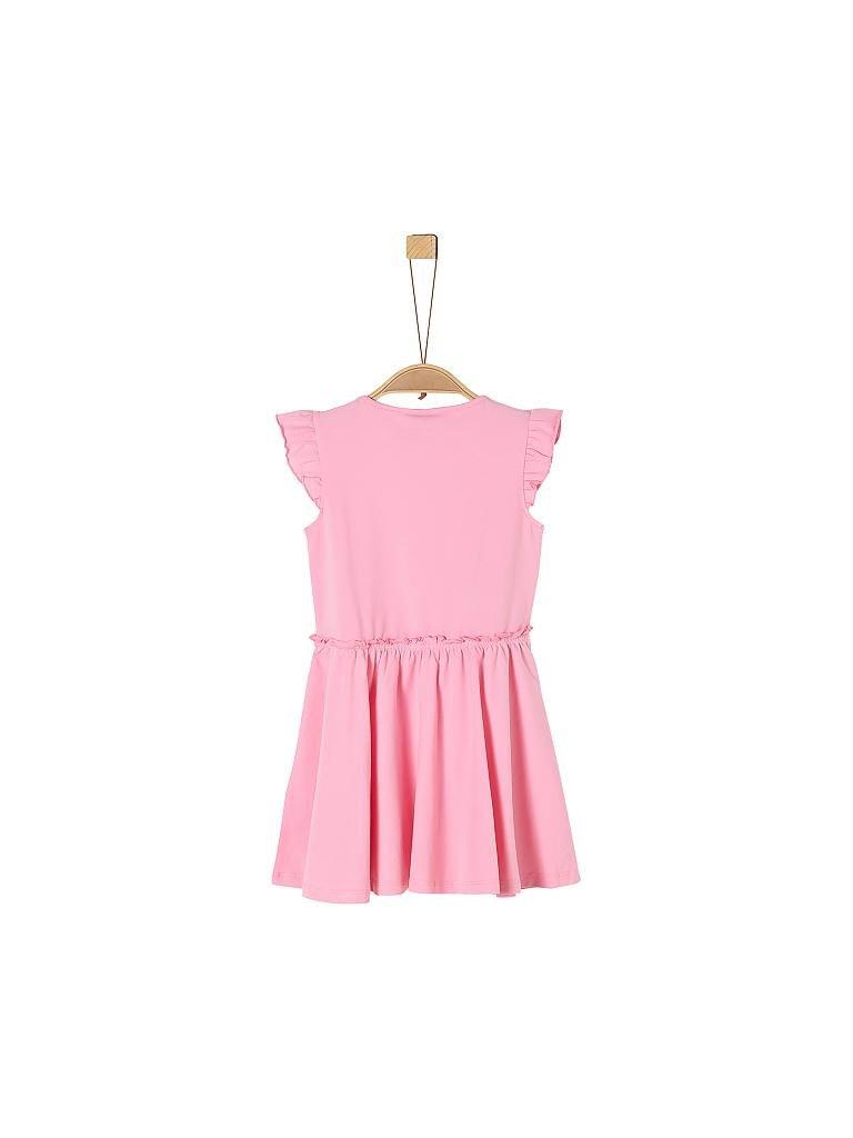 Soliver Mädchenkleid Rosa  92
