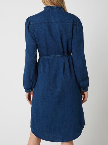 Soliver Red Label Jeanskleid Aus Baumwolle In Blau