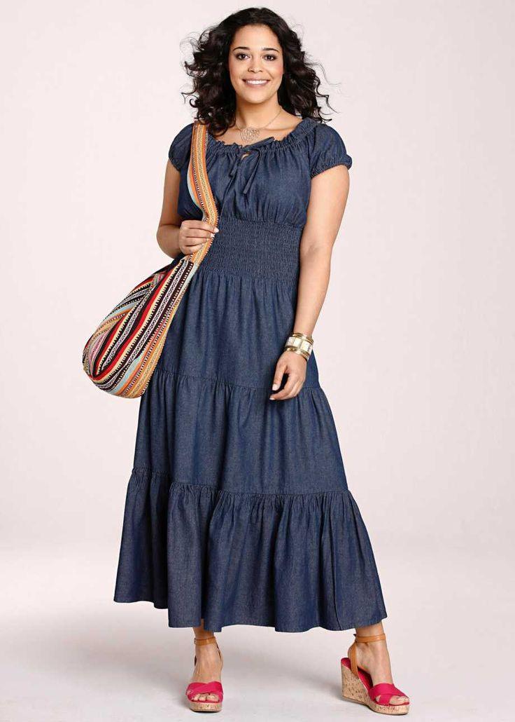 Sommercarmenkleid  Sommer Kleider Kleider Und Mode