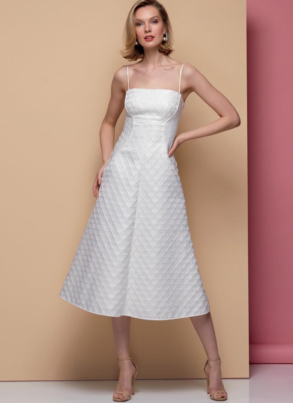 Sommerkleid In Alinie  Kleider Designer  Kleider