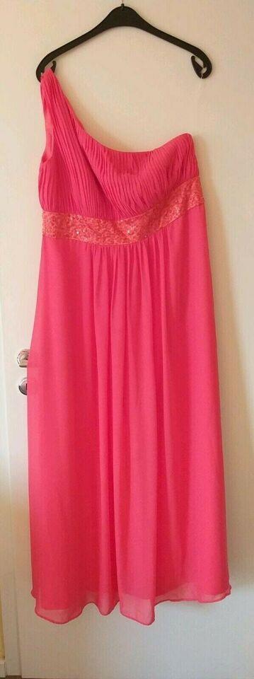 Sommerkleid Kleid Kleider Esprit Braun Weiß Koralle 42 44