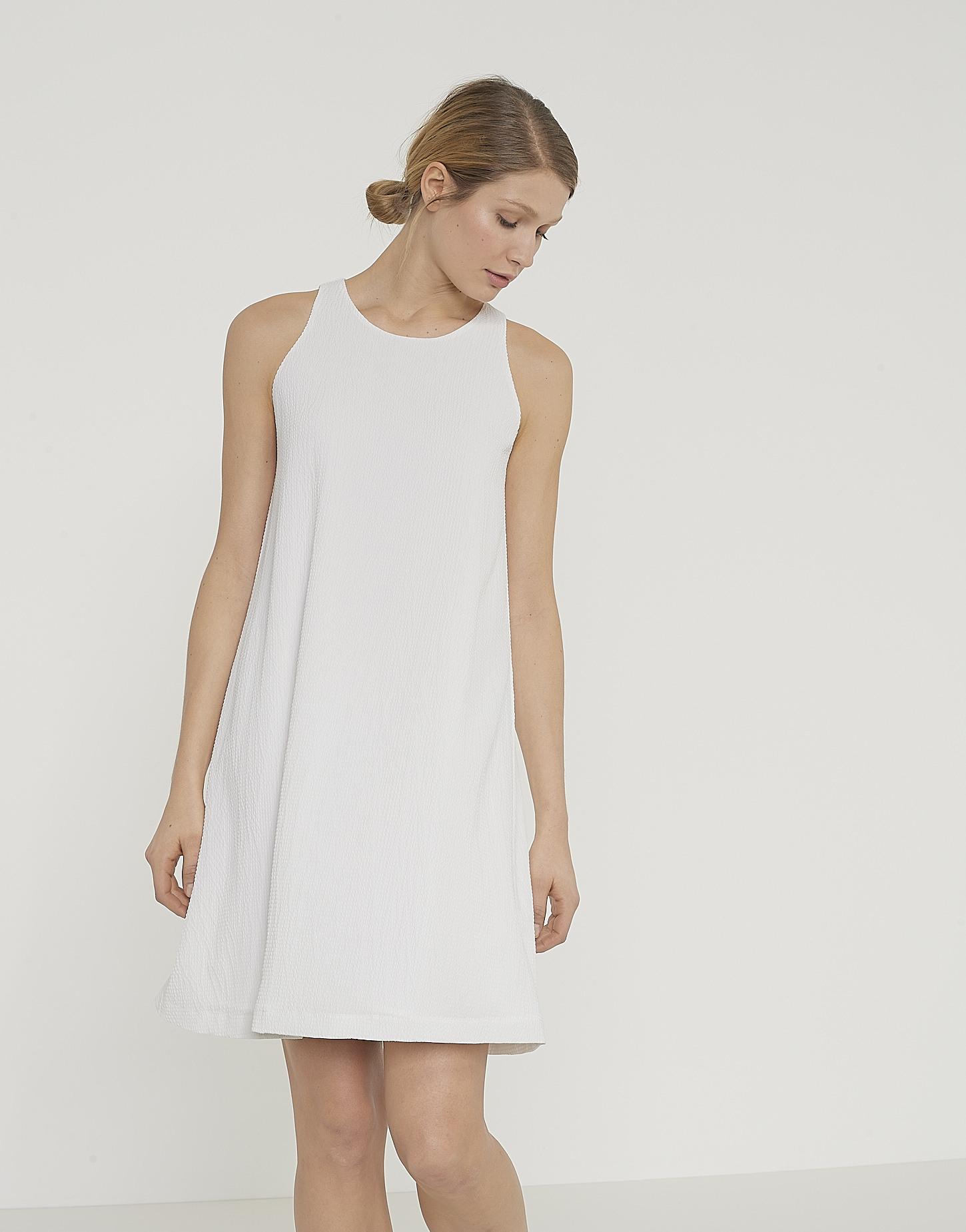 Sommerkleid Weria St Weiß Online Bestellen  Opus Online Shop