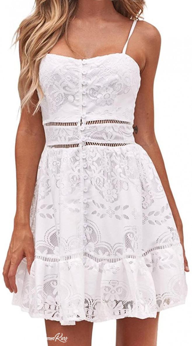 Sommerkleider Damen Kurz  Abendkleider