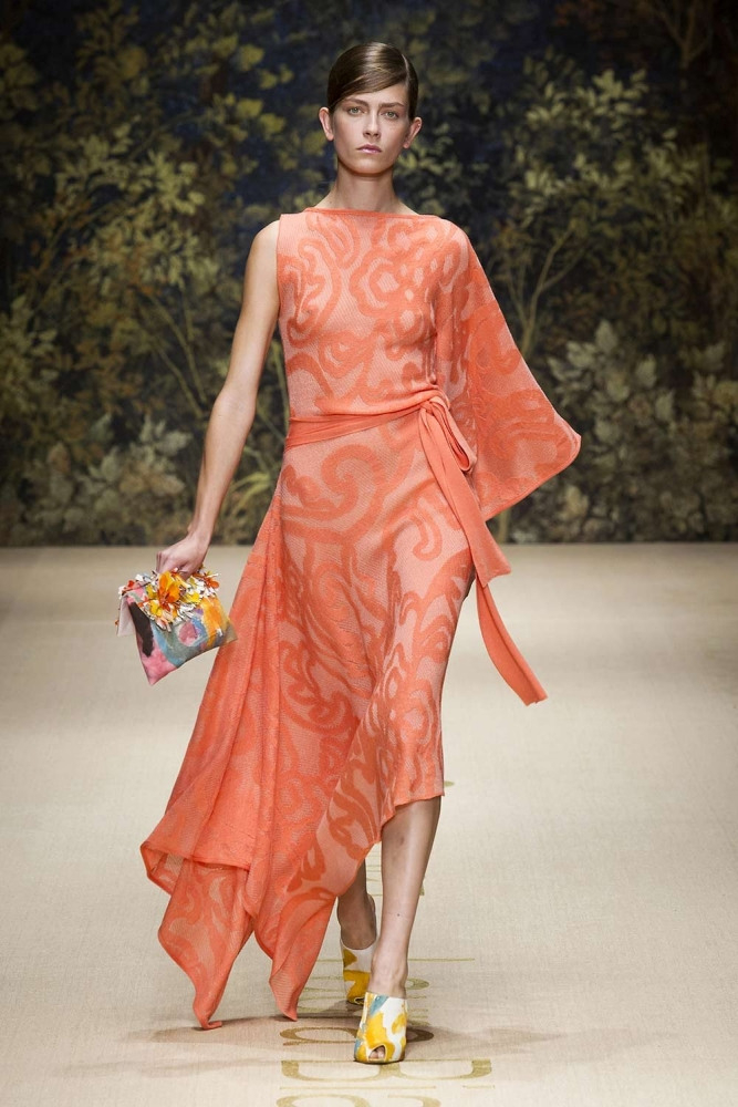 Sommerkleider Italien  Kleider Laura Biagotti