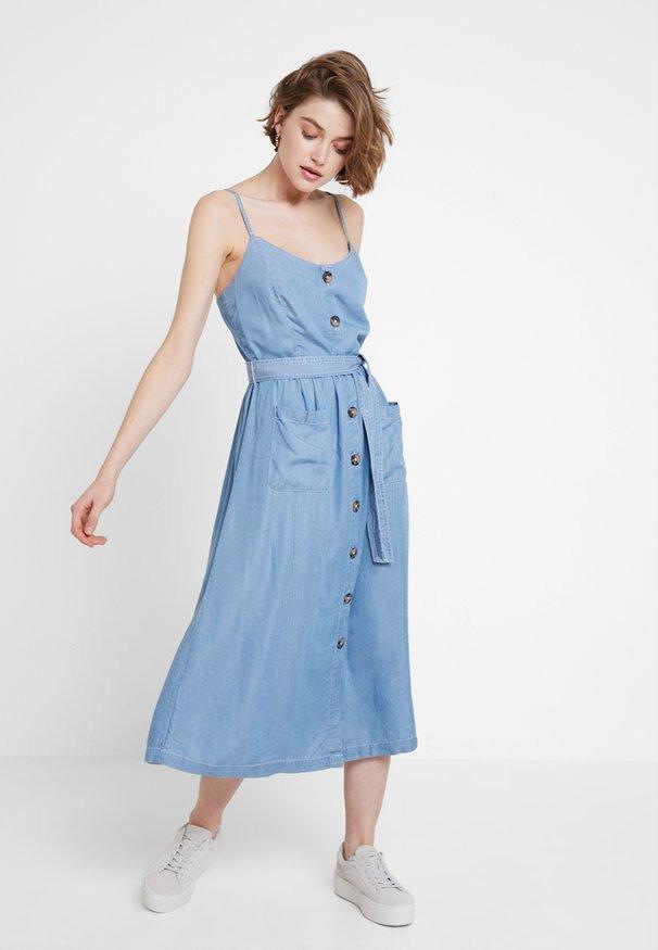 Sommerkleider Lang  Kurz Online Kaufen  Zalando