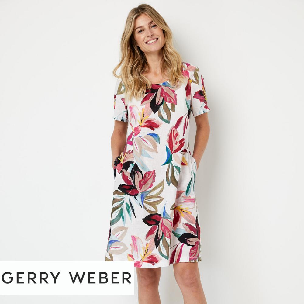 Sommerkleider Von Gerry Weber In 2020  Sommer Kleider