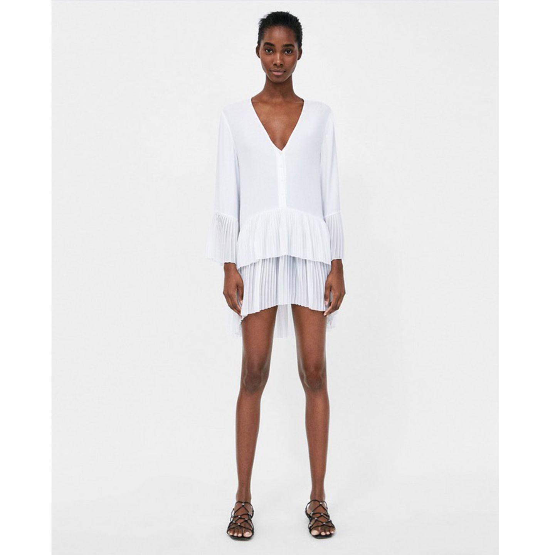 Sommertrends Weiße Kleider Die Schönsten Modelle