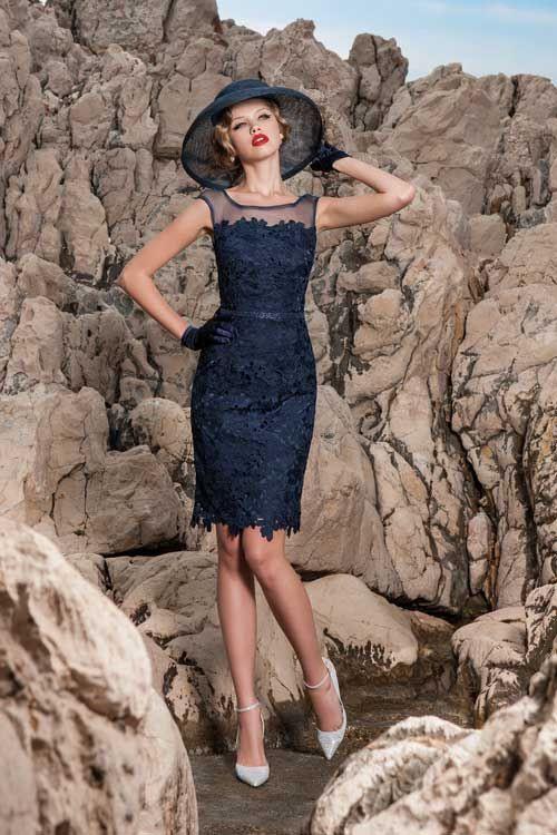 Sonia Pena Abendkleider  Cocktailkleider Klassische