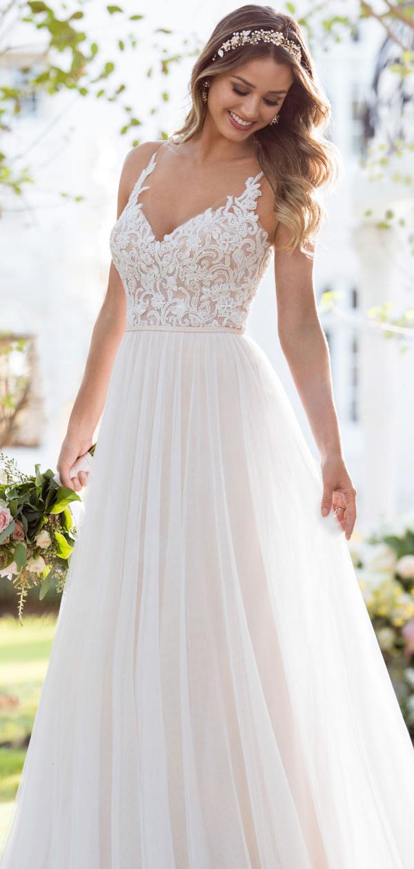 Soo Romantisch Und Bezaubernd  Brautkleid Von Stella