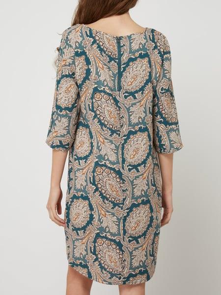 Soyaconcept Kleid Aus Nachhaltiger Viskose Mit Paisley