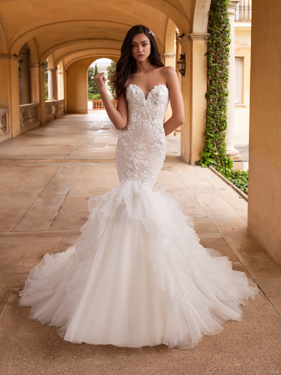 Spanische Brautkleider  Pronovias