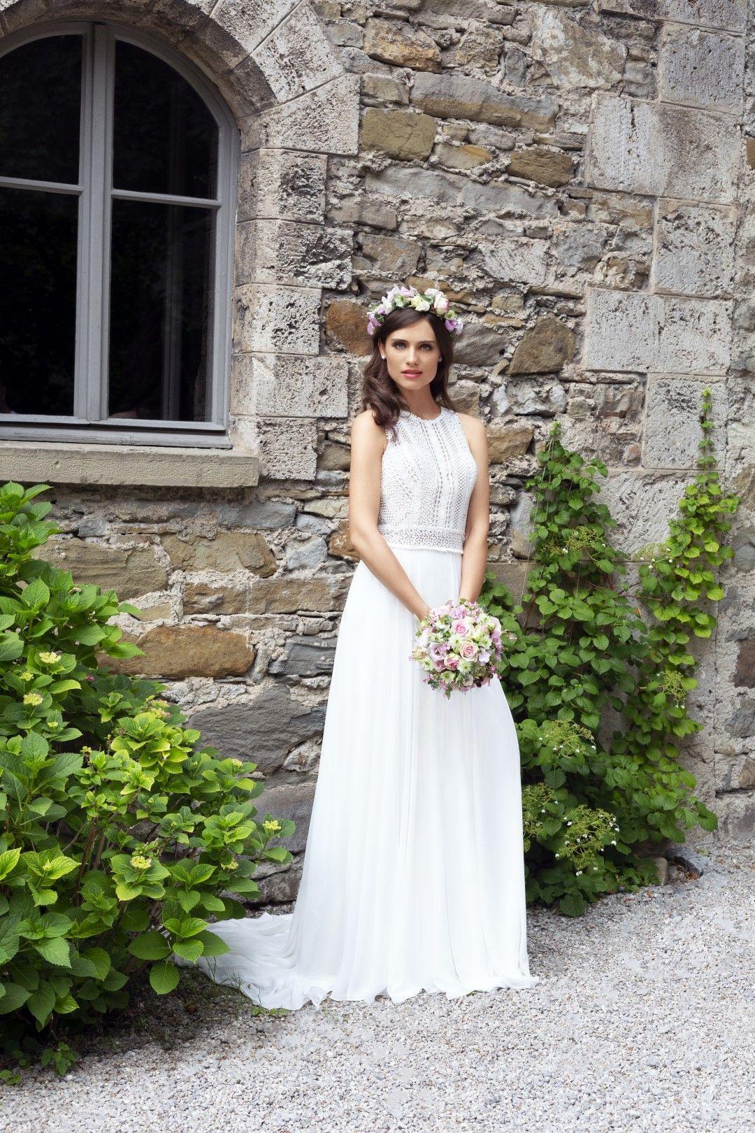 Sposa Toscana  Hochzeitskleid Brautkleid Vintage