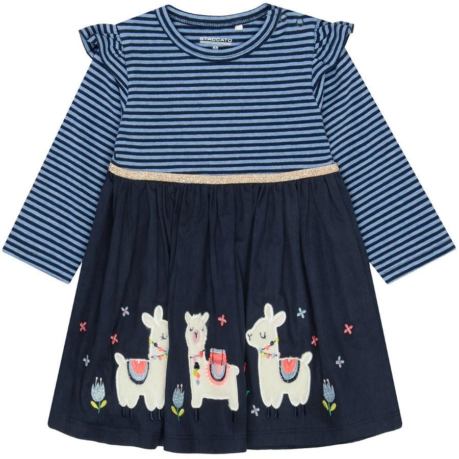 Staccato Girls Kleid Tinte Gestreift  Babymarktde