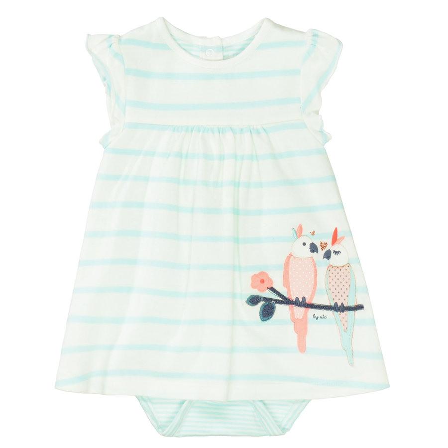 Staccato Kleid Mit Body Soft Mint Gestreift  Babymarktde