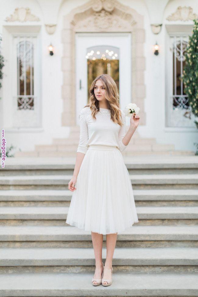 Standesamt  Hochzeit Kleid Standesamt Kleider Hochzeit